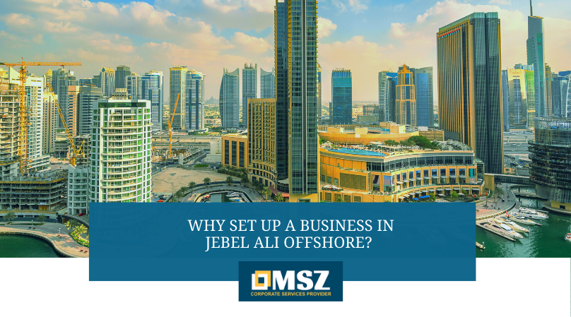 Business in Jebel Ali offshore