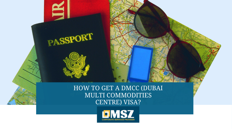 DMCC visa