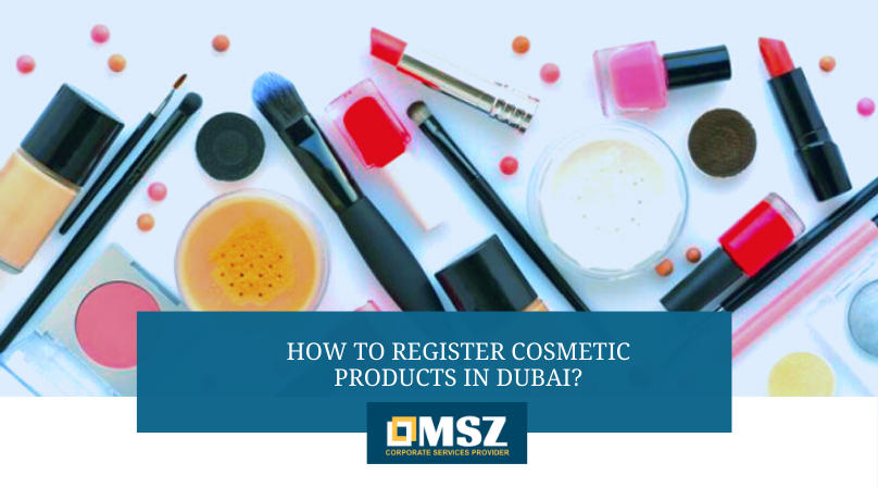 Cosmetic Products Registration in Dubai