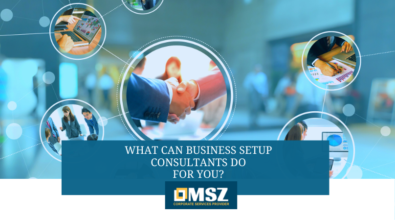 Business setup consultants