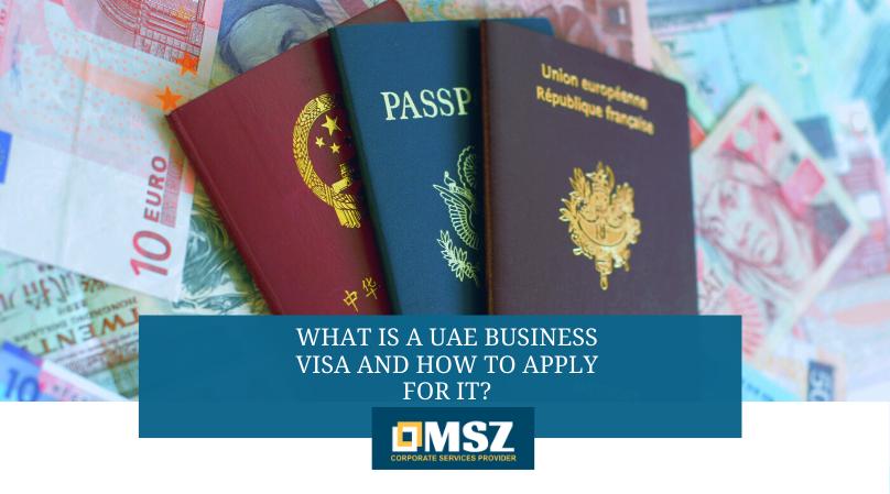 UAE business visa