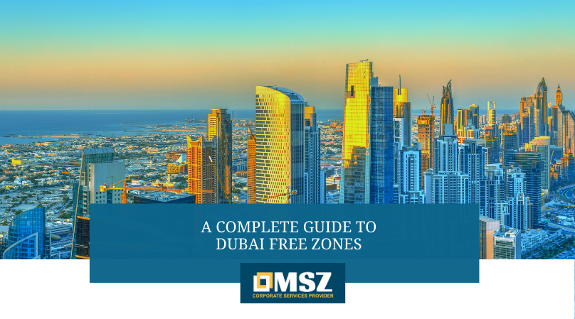 Guide to Dubai free zones