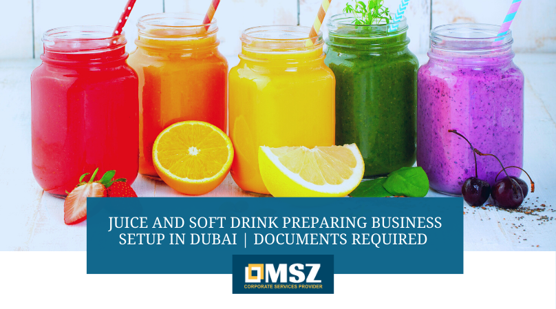 Juice and soft drink business