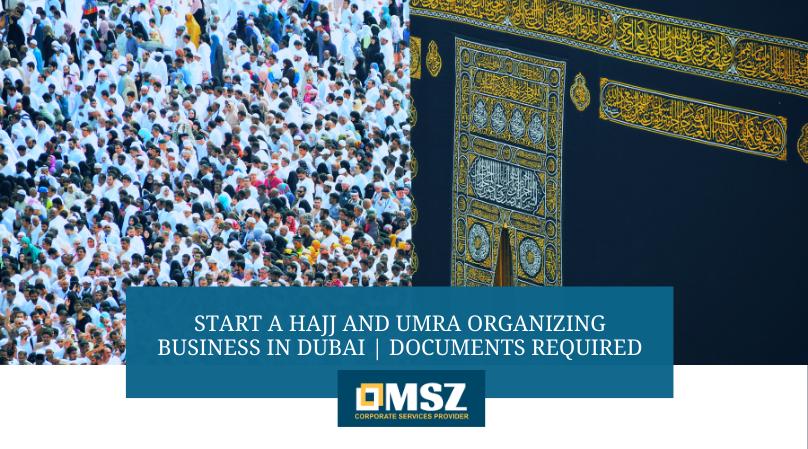 Hajj and Umra Organziuzing Business in dubai