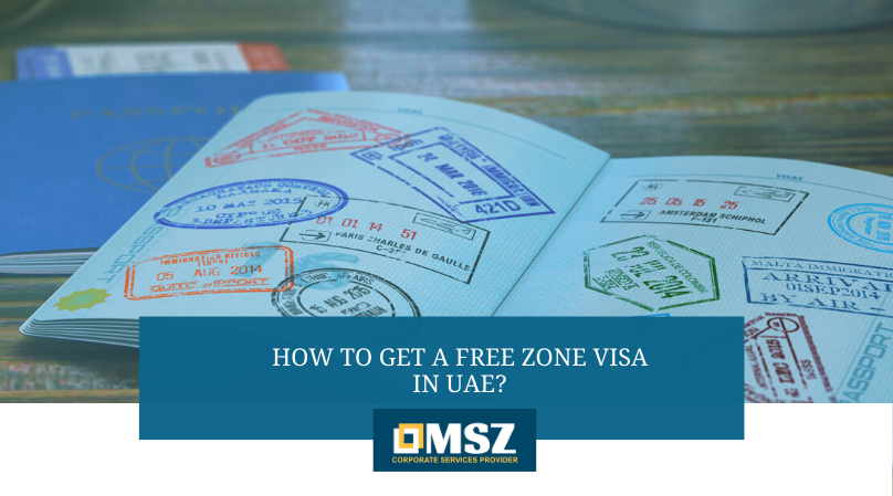 Free Zone Visa