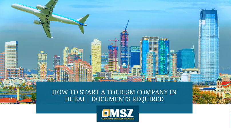 Tourism company in Dubai