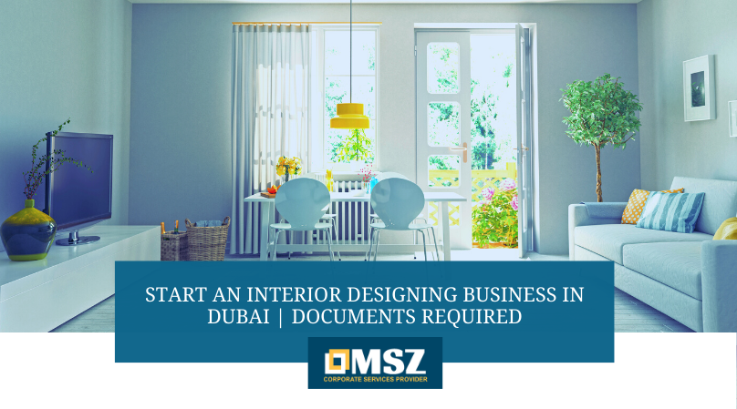 Interior Design Business in Dubai