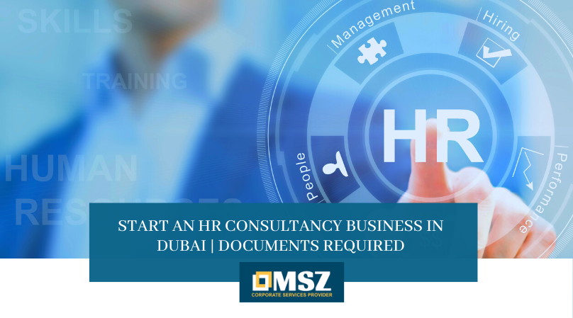 HR consultancy business in Dubai