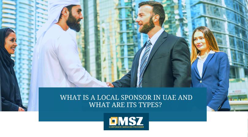 Local sponsor in UAE