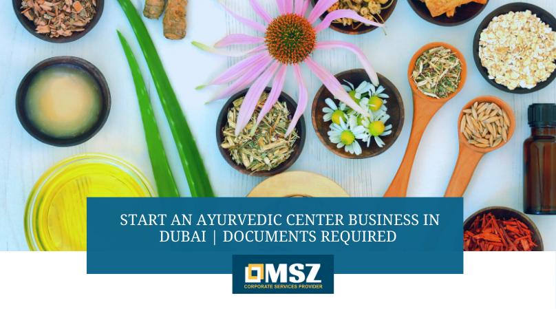 Ayurvedic Center Business in Dubai