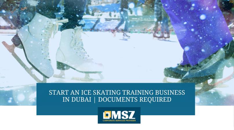 Ice Skating Training Business