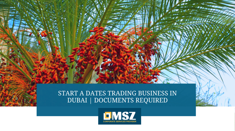 Dates Trading Business in Dubai