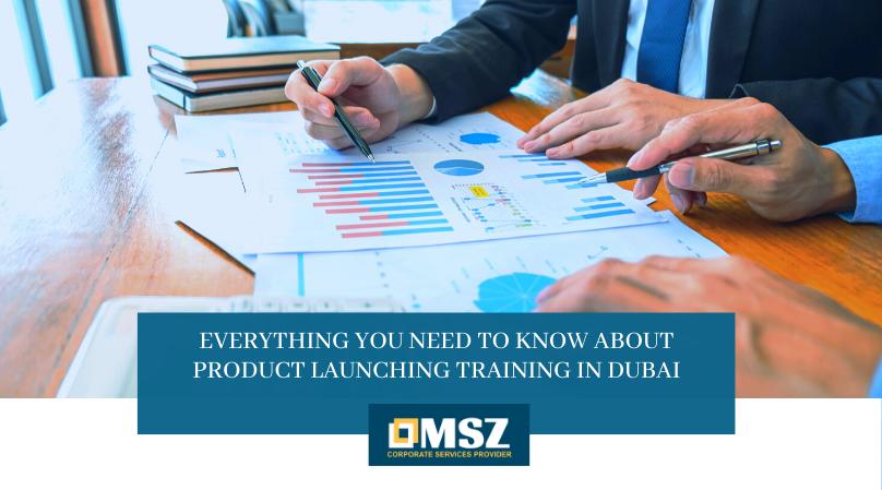 Product launching training