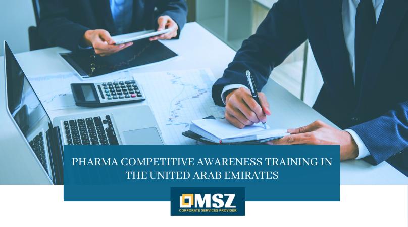 Pharma Competitive Awareness Training