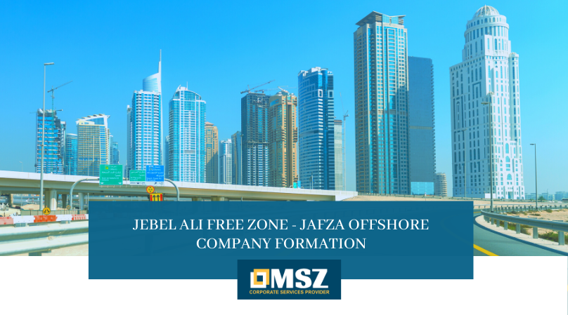 JAFZA offshore company formation