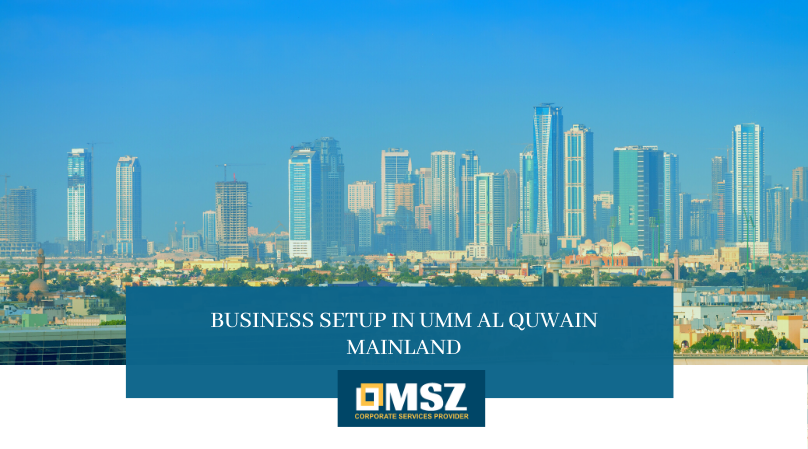Business setup in Umm Al Quwain Mainland