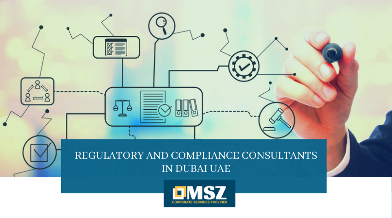 Regulatory and compliance consultants in Dubai