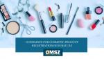 Cosmetic Product Registration in Dubai UAE