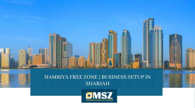 Hamriya Free Zone