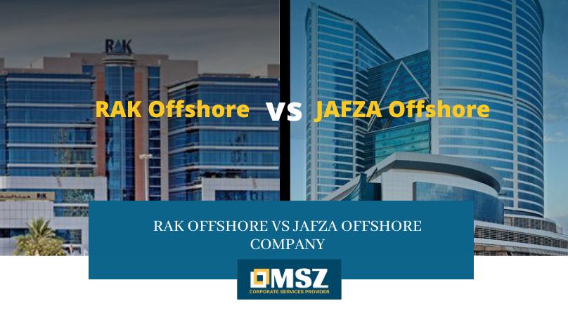 RAK vs JAFZA offshore company