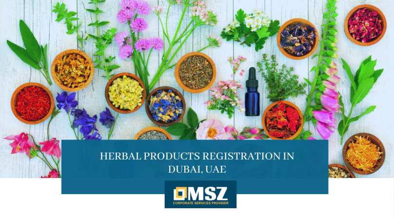Herbal Product Registration