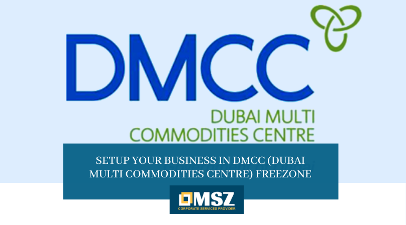 Business in DMCC freezone