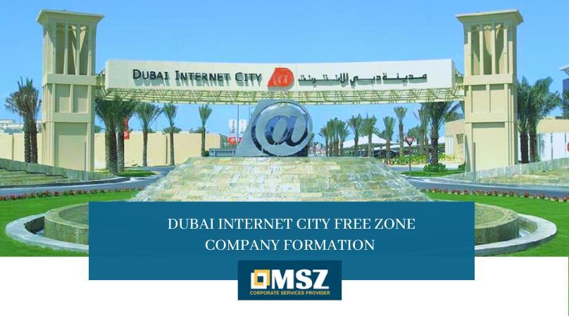 Dubai Internet City Free Zone
