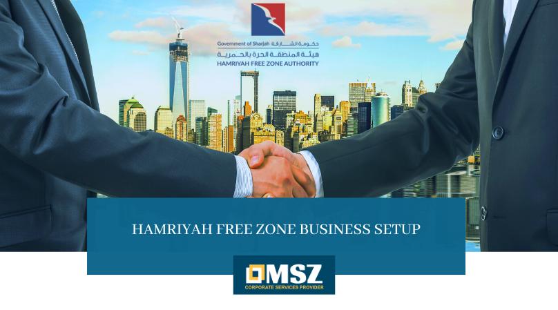 Hamriyah Free Zone Business setup