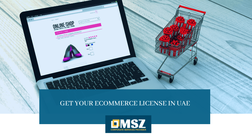 eCommerce License in UAE