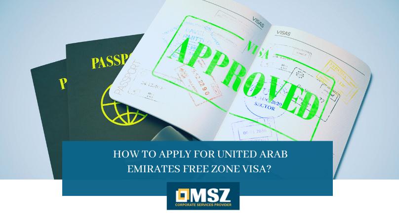 UAE Free Zone Visa