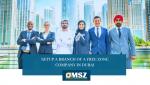 Branch of free zone company in Dubai