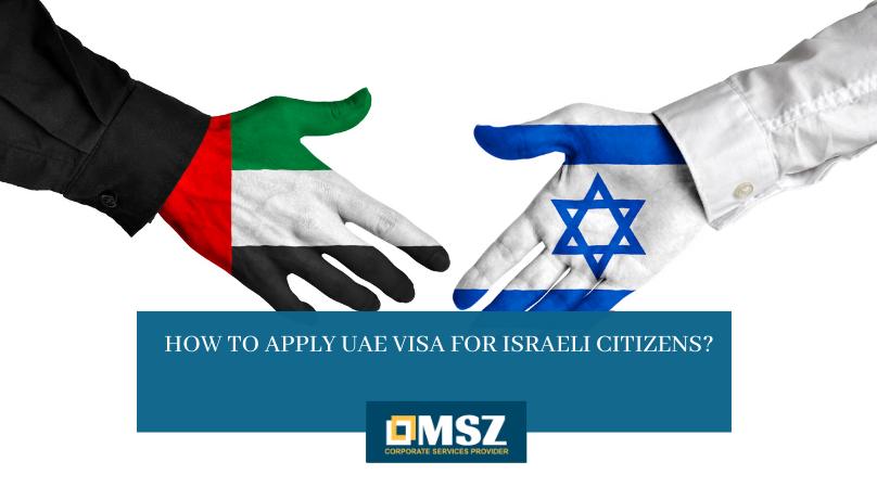UAE Visa for Israel Citizens
