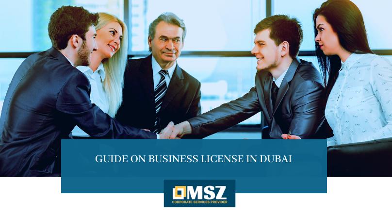 Guide on Business License in Dubai