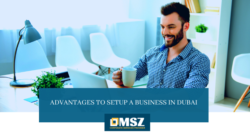Advantages to Setup a Business in Dubai