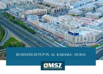 Business setup in Al Karama